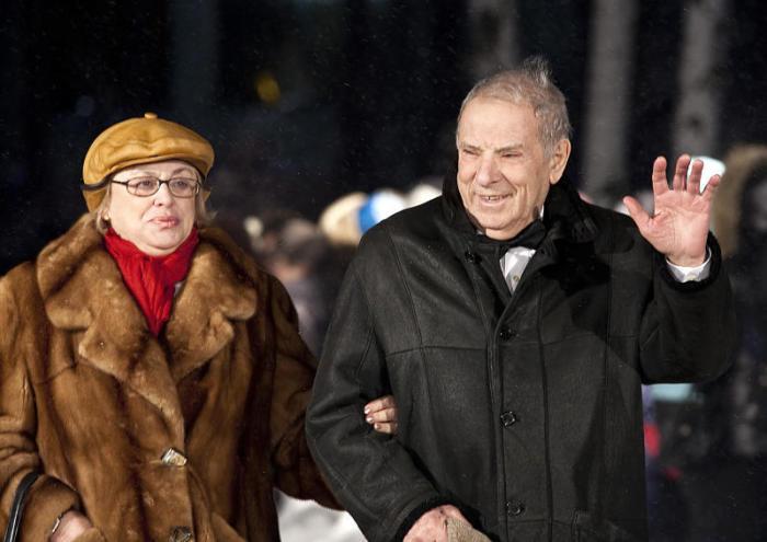 Пётр и Мира Тодоровские. / Фото: www.vm.ru