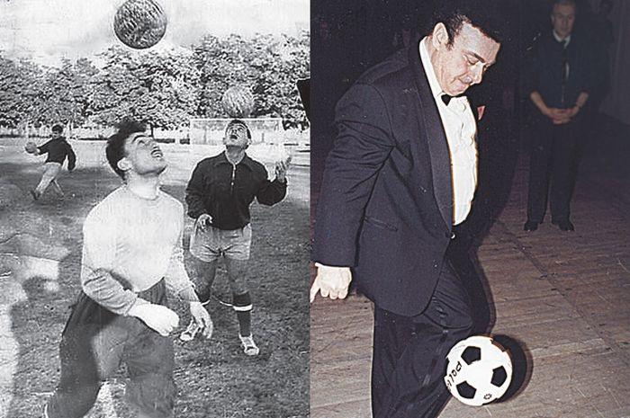 Зураб Соткилава в прошлом профессионально играл в футбол. / Фото: www.aif.ru