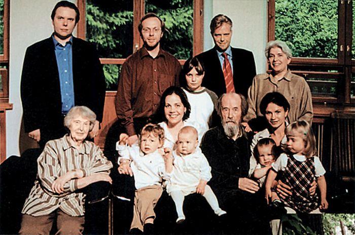 Большая семья. / Фото: www.kommersant.ru