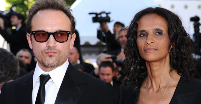 Венсан Перес и Карин Силла. / Фото: www.newsline.info