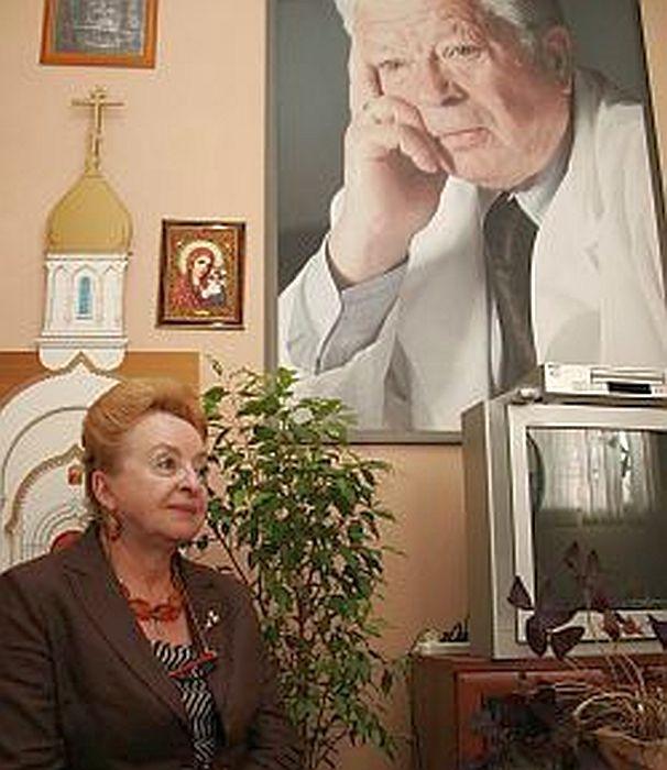 Ирэн Фёдорова продолжает любить его и сегодня. / Фото: www.dalas.ru