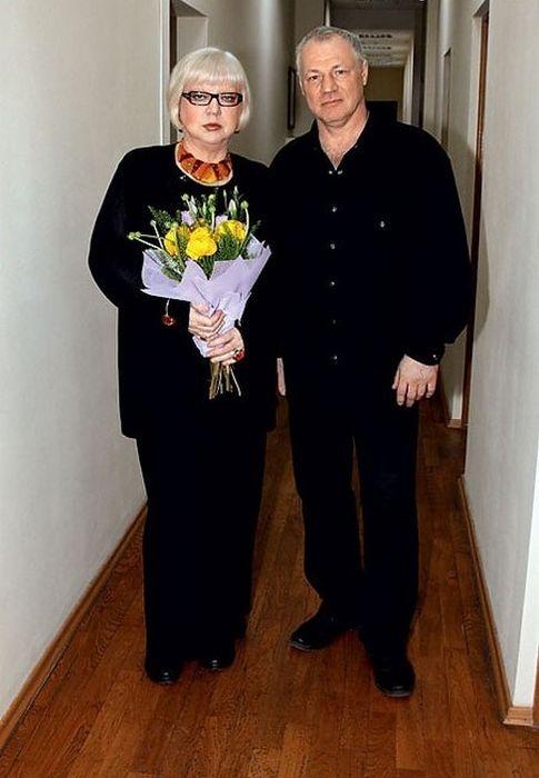Светлана Крючкова и Александр Молодцов. / Фото: www.perta.ru