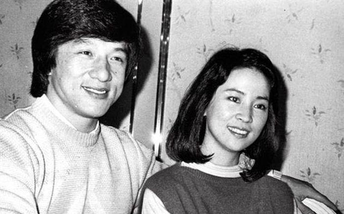 Джеки Чан и Джоан Линь. / Фото: www.worldssl.net