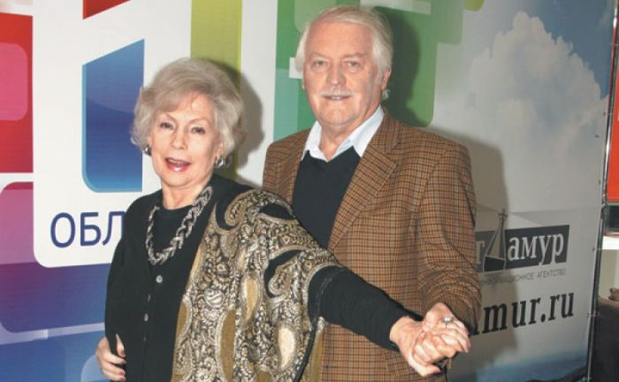 Алла Будницкая и Александр Орлов. / Фото: www.tele.ru