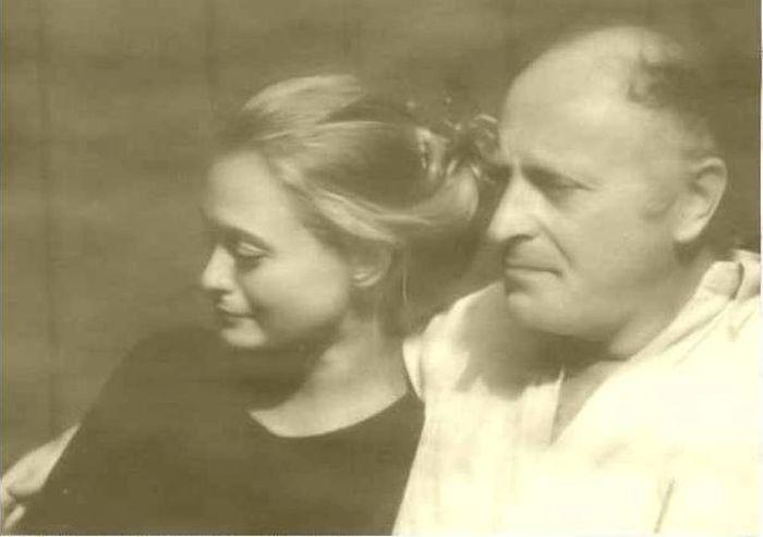 Иосиф Бродский и Мария Соццани. / Фото: www.skd-ug.ru