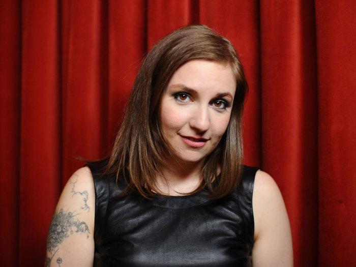 Лина Данэм. / Фото: www.wdb.space