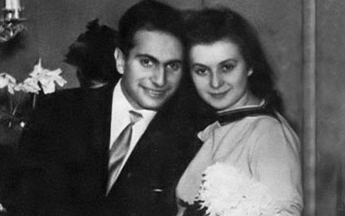 Салли Ландау и Михаил Таль. / Фото: www.kino-teatr.ru