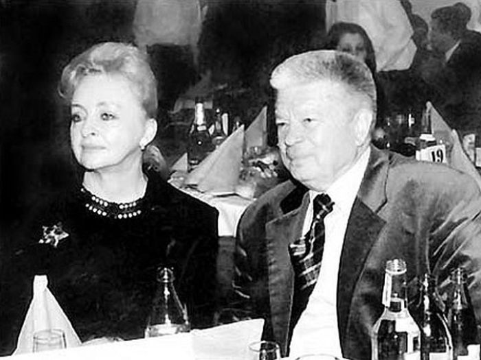 Святослав и Ирэн Фёдоровы. / Фото: www.miradox.ru