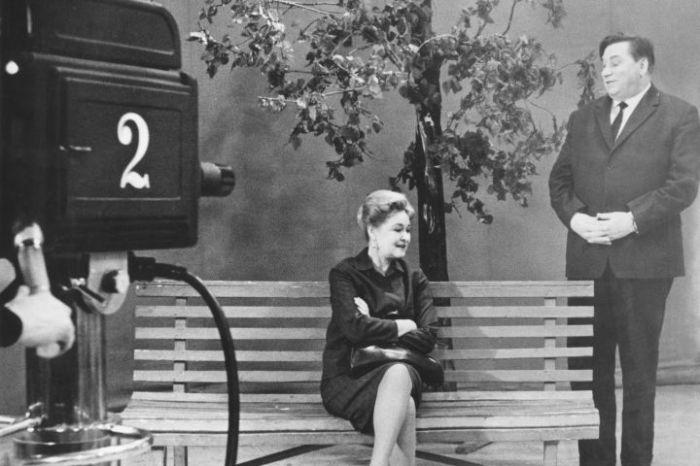 Василий Меркурьев и Ирина Мейерхольд. / Фото: www.vesti-sochi.tv
