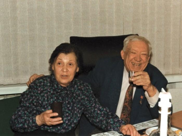 Юрий Никулин и Татьяна Покровская. / Фото: www.nevsedoma.com.ua