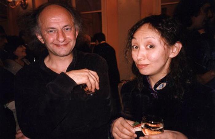 Вячеслав Полунин и Елена Ушакова. / Фото: www.kremerphoto.ru
