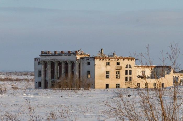 Промышленный, Республика Коми. / Фото: www.vk.me