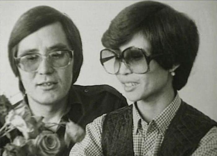 Роза Рымбаева и Таскын Окапов. / Фото: www.tvtorrent.ru