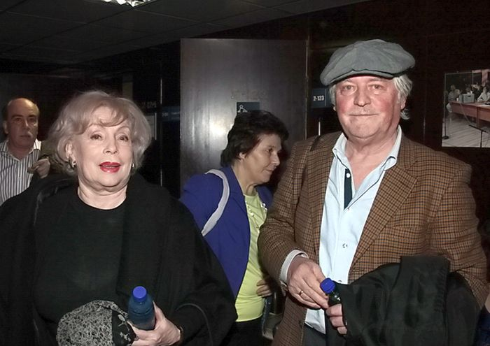 Алла Будницкая и Александр Орлов. / Фото: www.aprilclubnews.com