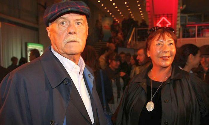 Станислав и Галина Говорухины. / Фото: www.tele.ru