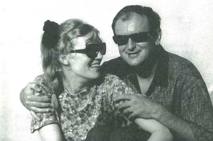 Анна Герман и Збигнев Тухольский. / Фото: www.stories-of-success.ru