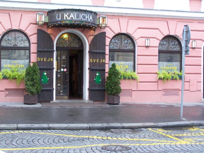 U Kalicha, Прага. / Фото: www.marys.cz