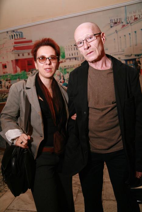 Виктор Проскурин и Ирина Хонда.  / Фото: www.woman.ru