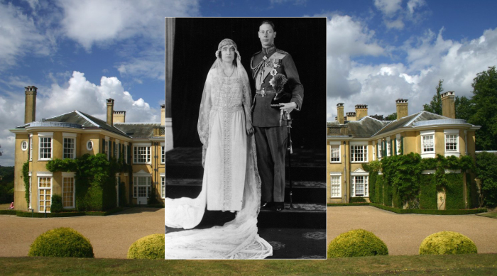 Георг VI и Елизавета Боуз-Лайон.