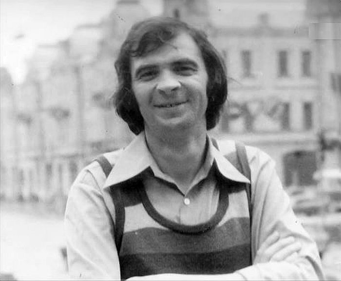 Илья Олейников в молодости. / Фото: www.pb.wtf