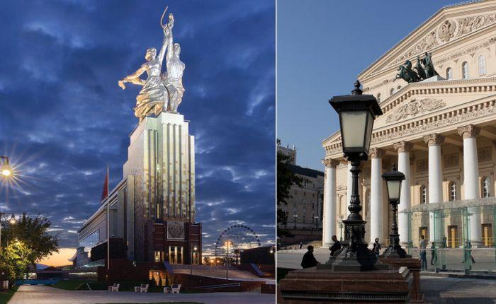 Даже памятники попадают под влияние цензуры.
