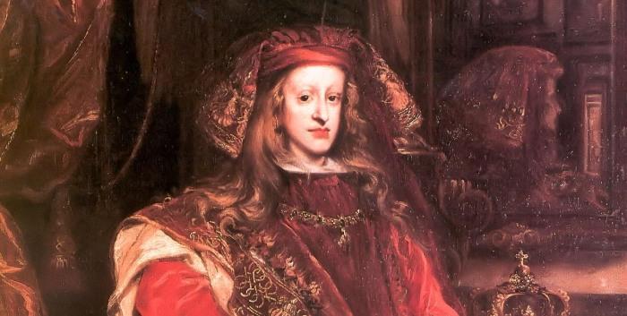 Портрет Карла II, короля Испании. / Фото: www.pikabu.ru