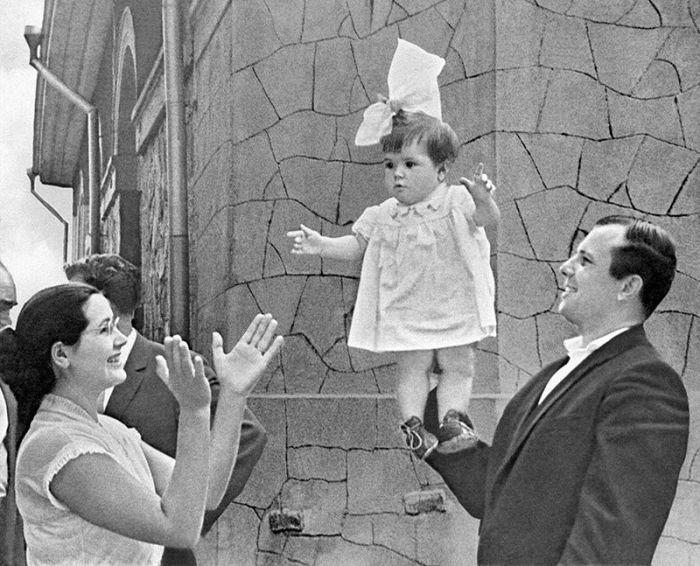 Он всегда находил время для семьи. / Фото: www.smartnews.ru