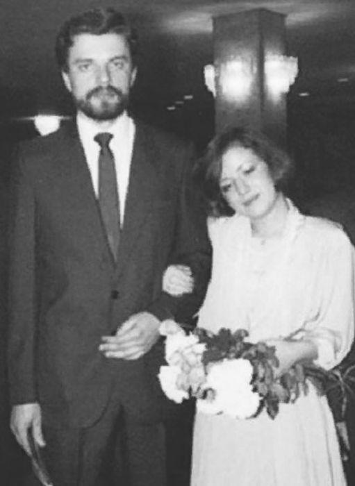 Леонид и Елена поженились в 1987 году. / Фото: www.bulvar.com.ua