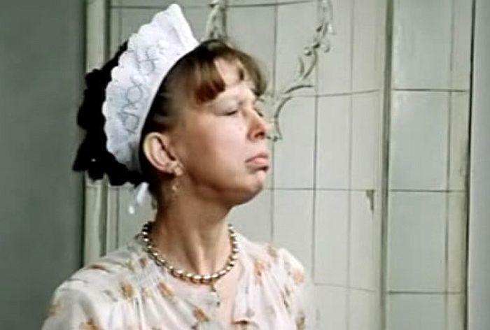 Вера Ивлева, кадр из фильма «Опасно для жизни». / Фото: www.kino-teatr.ru