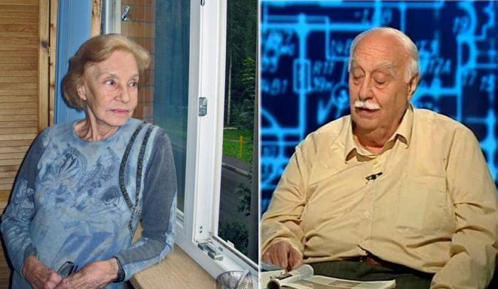 Марфа Пешкова и Серго Берия.