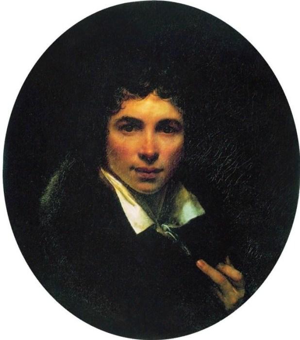 Орест Кипренский. Автопортрет, 1820 год. / Фото: www.artchive.ru