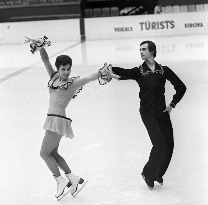 Людмила Пахомова и Александр Горшков. / Фото: www.visualrian.ru