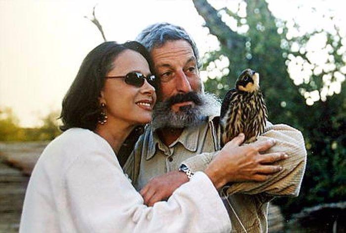 Любовь Полищук и Сергей Цигаль. / Фото: www.liveinternet.ru