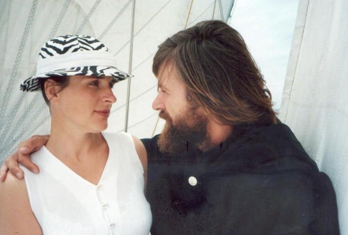 Фёдор и Ирина Конюховы. / Фото: www.oblgazeta.ru