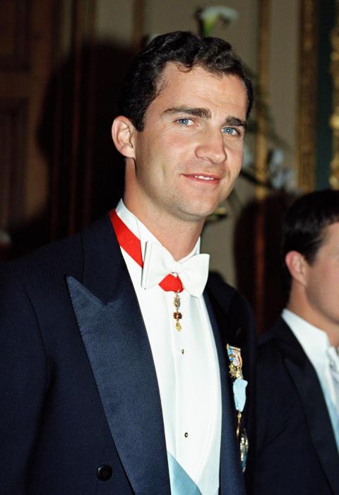 Принц Фелипе. / Фото: www.gala.de