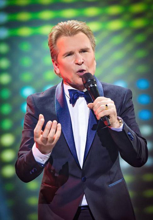 Александр Малинин. / Фото: www.crocus-hall.ru