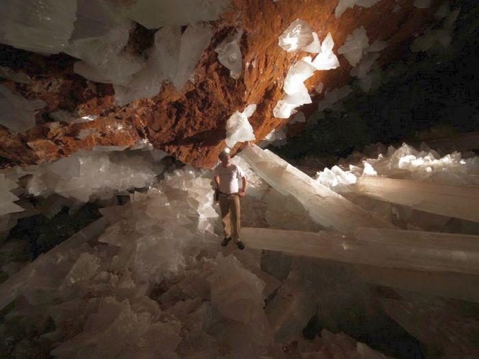 Красота пещеры способна впечатлить любого. / Фото: www.nevsedoma.com.ua