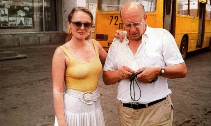Евгений Евстигнеев и Ирина Цывина. / Фото: www.gamersnew.ru