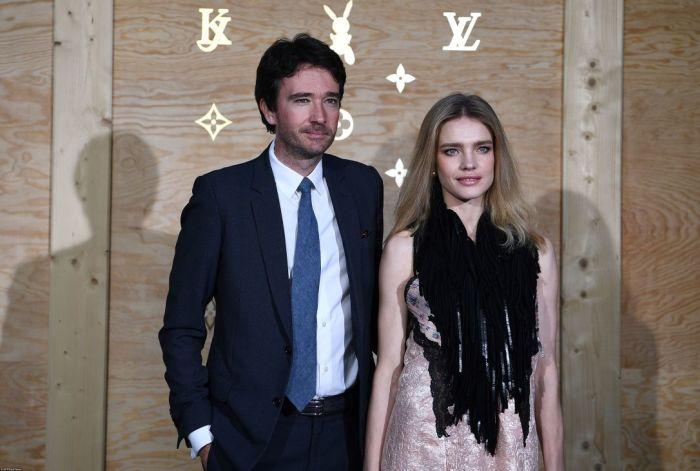 Наталья Водянова и Антуан Арно. / Фото: www.wmj.ru