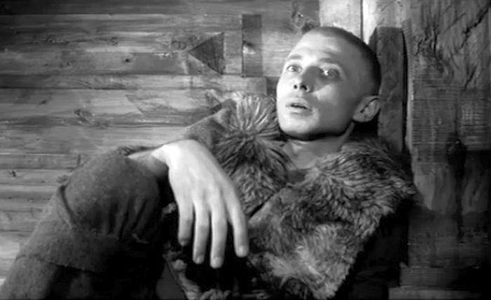 Олег Даль, кадр из фильма «Король Лир». / Фото: www.litobozrenie.com