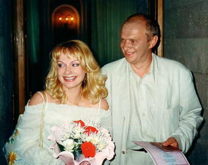 Ирина Цывина и Александр Благонравов. / Фото: www.bloknot.ru