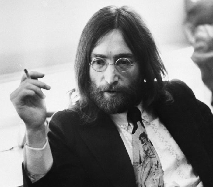 Джон Леннон. / Фото: www.epitafii.ru