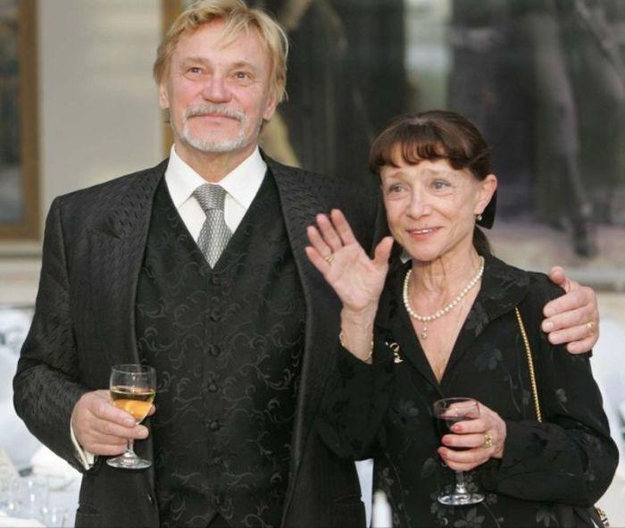 Екатерина Максимова и Владимир Васильев. / Фото: www.rg.ru