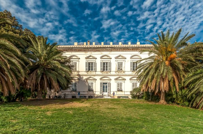 Музей «Villa Croce». / Фото: www.visitgenoa.it