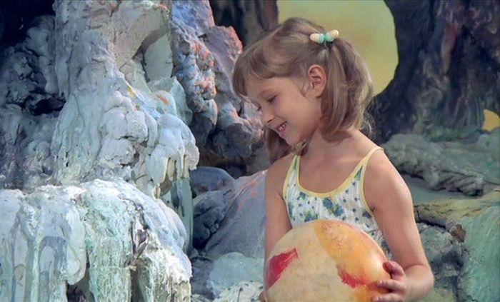 Гильда Манолеску, кадр из фильма «Мария, Мирабела». / Фото: www.mtdata.ru