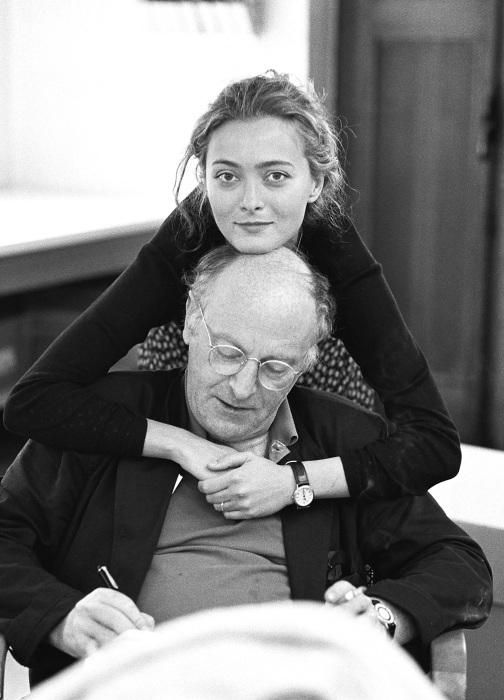 Иосиф Бродский и Мария Соццани. / Фото: www.nationmagazine.ru