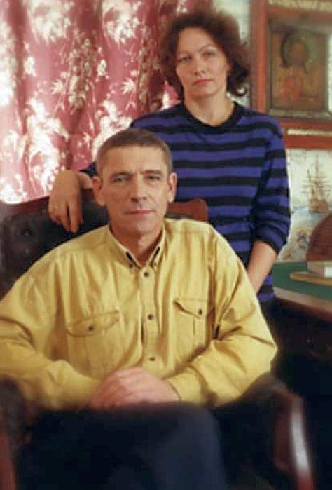 Валерий Приемыхов и Любовь Шутова.  / Фото: www.stuki-druki.com