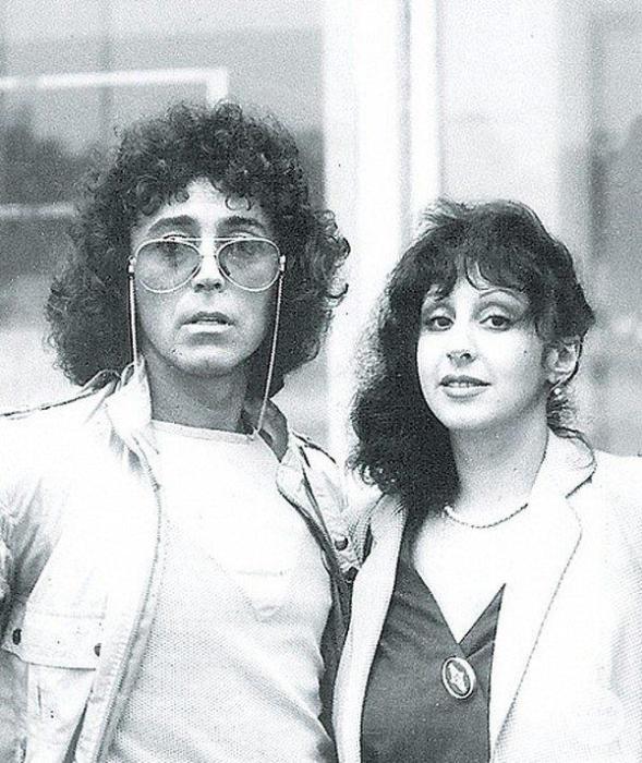 Лора Квинт и Валерий Леонтьев. / Фото: www.1ladyexpert.ru