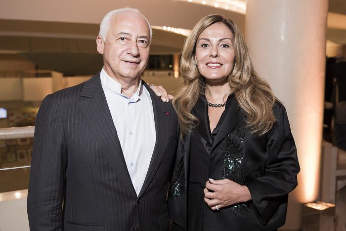 Сати и Владимир Спиваковы.  / Фото: www.woman.ru