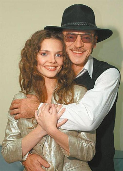 Михаил и Елизавета Боярские. / Фото: www.colors.life